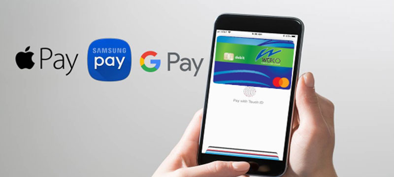 Want to make purchases from your phone using Apple Pay, Samsung Pay and Google Pay?  Add digital wallet for your WEPCO debt card.