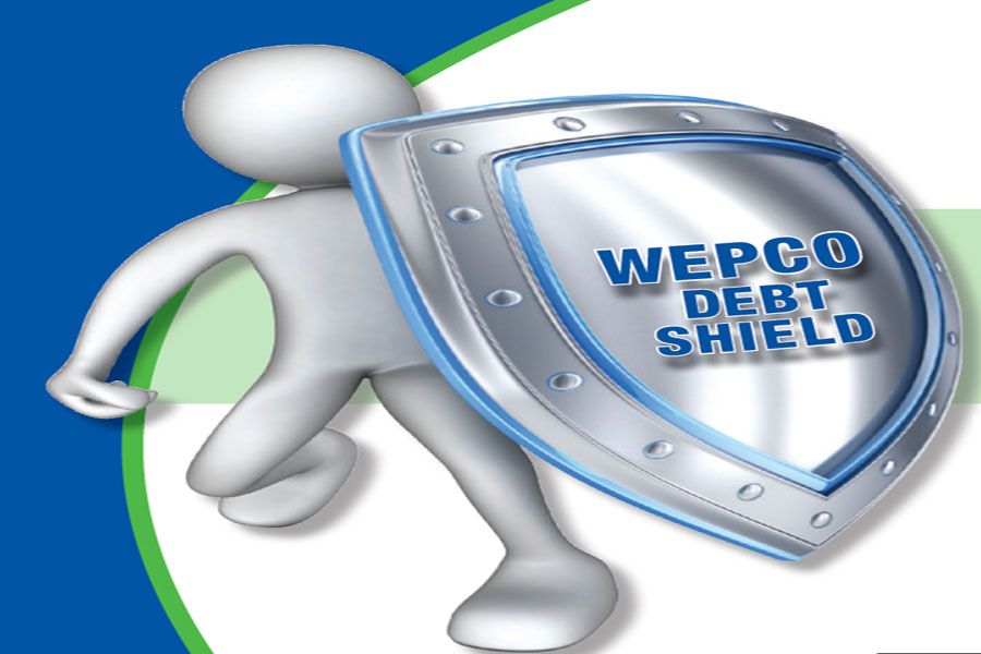 Protect Your Loans with WEPCO Debt Shield!