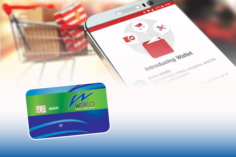 Digital Wallet is here!
